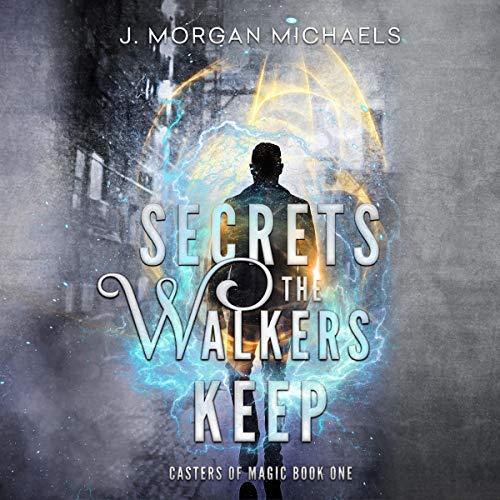 Couverture de Secrets the Walkers Keep
