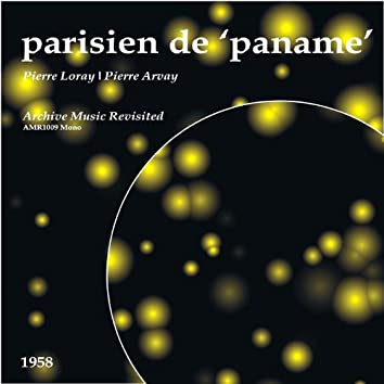 Parisien de 'Paname'  - EP