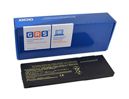 GRS Notebook Akku für SONY VAIO SE, SONY VAIO VPCSB, SONY VAIO VPCSA, SONY VAIO SB, SONY VAIO SD, SONY VAIO SC, VPCSC, ersetzt: VGP-BPS24, VGP-BPS24A, VGP-BPS24B, VGP-BPL24, Laptop Batterie 4400mAh,11,1V