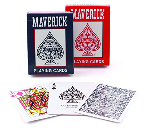 Maverick Standard Playing Cards For $0.88 From Amazon