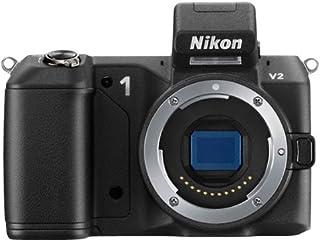 Nikon ミラーレス一眼 Nikon 1 V2 ボディー ブラック N1V2BK