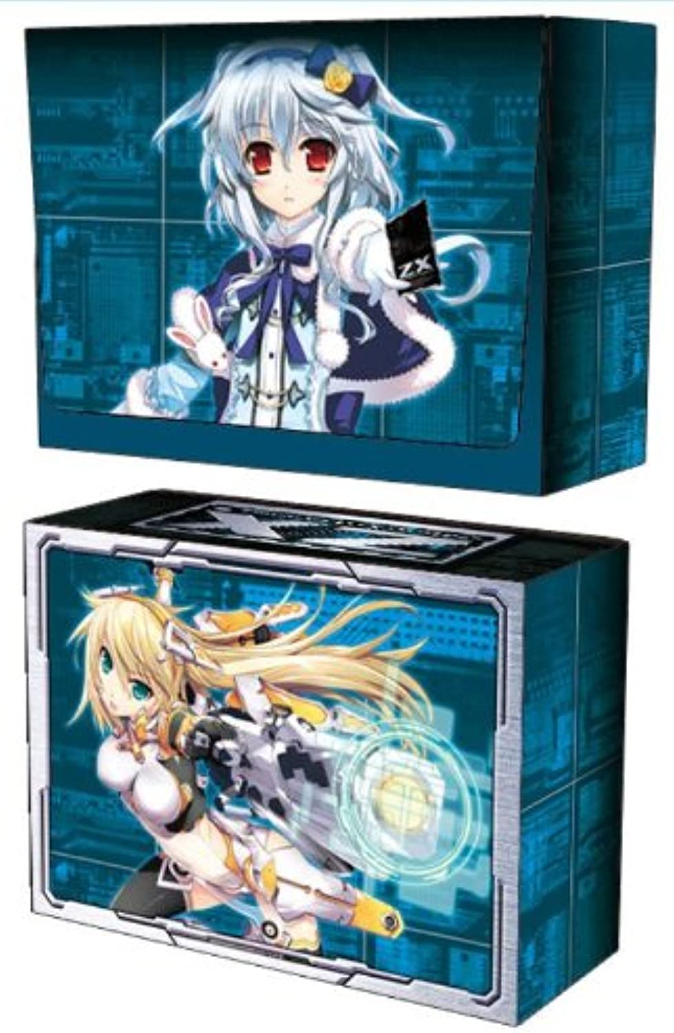 Character Deck Case Collection SP  Z X Zillions of enemy X [Adumi Kagamihara & Sword Sniper Rigel]
