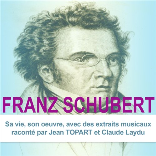 Franz Schubert audiobook cover art