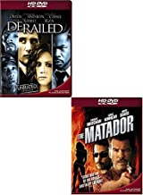 Derailed (Unrated) (HD DVD) / The Matador (HD DVD) (2 Pack)