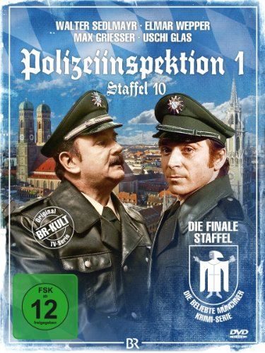 Polizeiinspektion 1 - Staffel 10 [3 DVDs]