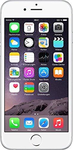 Apple iPhone 6 128GB silber (Generalüberholt)