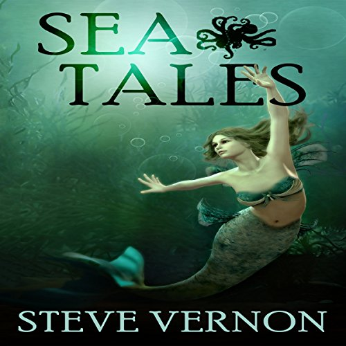 Sea Tales audiobook cover art