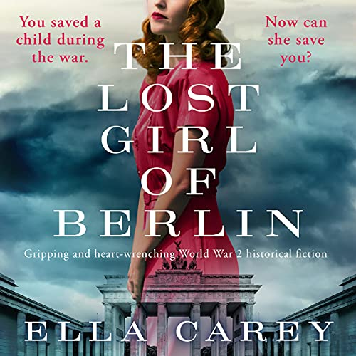 The Lost Girl of Berlin cover art