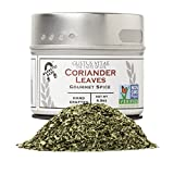 Cilantro / Coriander Leaves - Non GMO Project Verified - Packed In Magnetic Tins | Sustain...