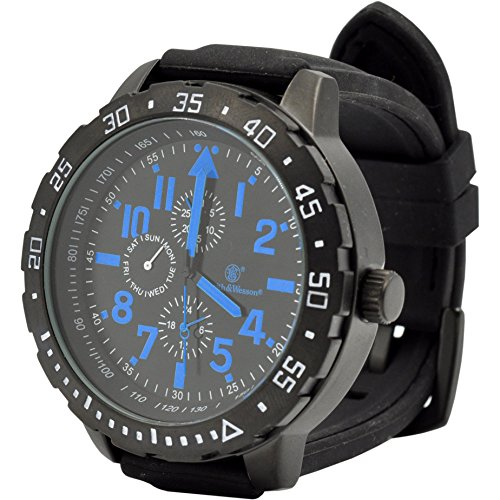 Smith & Wesson Calibrator Watch, Blue
