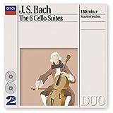 Bach: 6 Cello Suites BWV 1007-1012