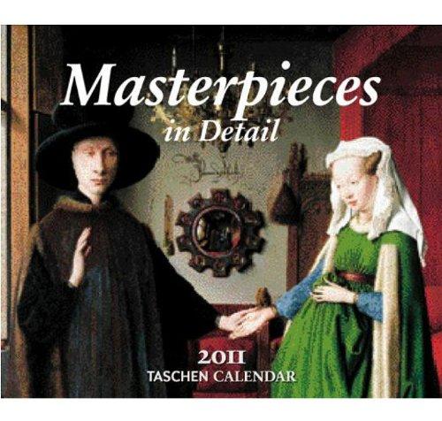 Masterpieces in Detail - 2011 Calendar
