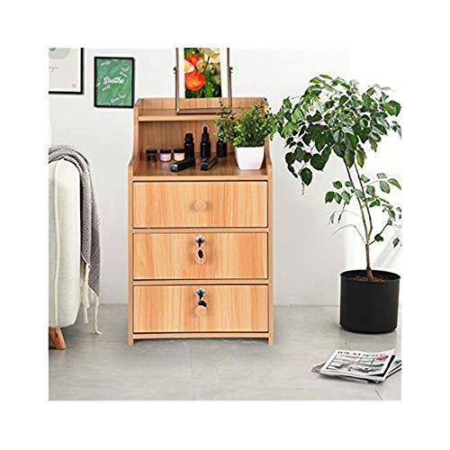 7 Drawers Bedside Dresser Nightstand Chest Furniture Bedroom office Organize US