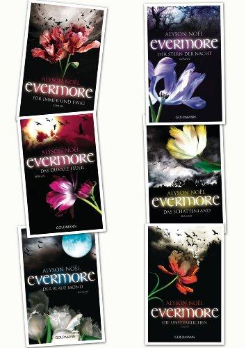 Evermore, Bände 1 - 6