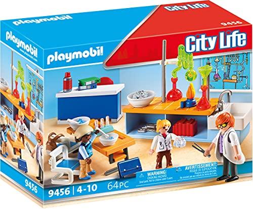 Playmobil - Classe de Physique Chimie - 9456