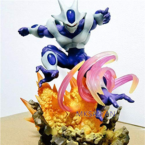 mswdm Dragon Ball Z Coora Action Anime Figuras Modelo PVC Japonés Figma Cooler Dragonball Super Cooler Collector 25cm