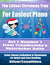 The Littlest Christmas Tree for Easiest Piano