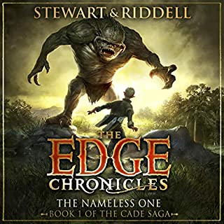 The Edge Chronicles 11: The Nameless One cover art