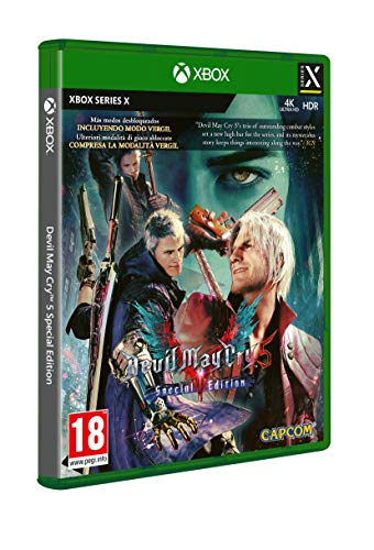 Devil May Cry 5 [Special uncut Edition] (deutsche Verpackung)