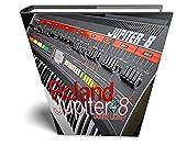 para Roland Jupiter 8 - Lo mejor de - Gran biblioteca de muestras original Wave/KONTAKT en DVD o descargar