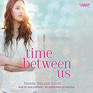 Time between Us audiobook cover art