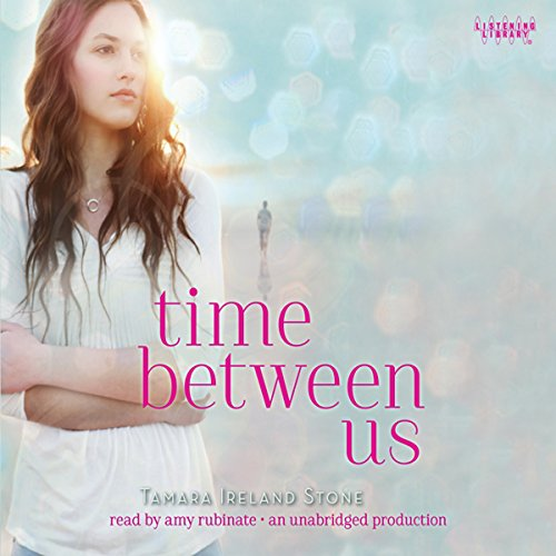 Time between Us audiobook cover art