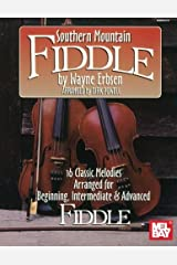 Southern Mountain Fiddle Paperback