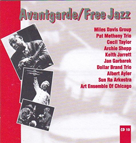 Avantgarde/Free Jazz - CD 10