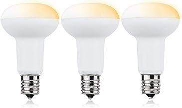 LED電球 ミニレフランプ形 40W形相当 口金E17 5W 調色対応 電球色と昼白色 レフ形 R50(BR16)型 ビーム角120° 密閉型器具対応 高輝度 3個入り