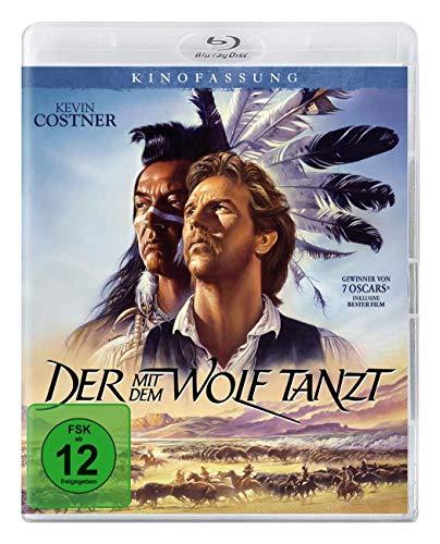 Der mit dem Wolf tanzt - Kinofassung [Blu-ray]