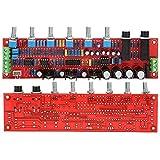 Placa de amplificador, NE5532 AC12V-15V Amplificador de doble voltaje PCB Chip Módulo de placa de...