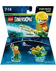 Pack Héros Dc Comics (Aquaman) - Lego Dimensions