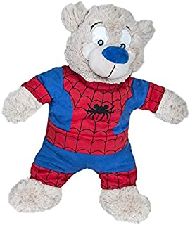 """Spiderbear PJ's Outfit Teddy Bear Clothes Fits Most 14"""" - 18"""" Build-a-Bear and Make Your Own Stuffed Animals"""