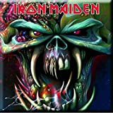 Iron Maiden The Final Frontier Nue Official 76mm x 76mm