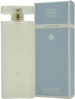 PURE WHITE LINEN by Estee Lauder EAU DE PARFUM SPRAY 3.4 OZ