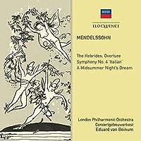 Mendelssohn: Symphony No 4/Mid