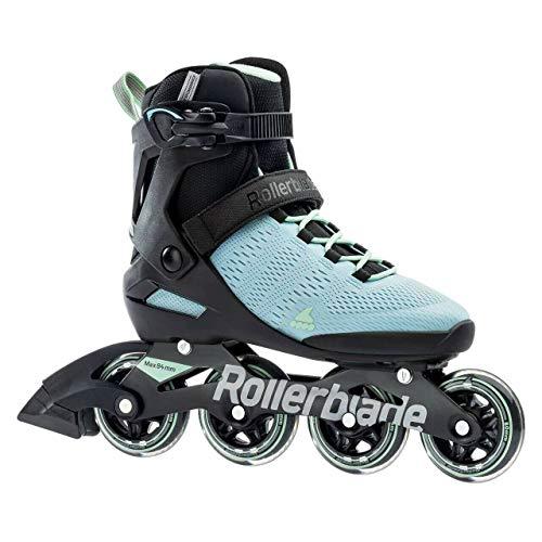 Rollerblade Damen Inline Skates-07065400 Skates, Azzurro/Menta, 26.5