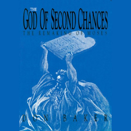 The God of Second Chances audiobook cover art