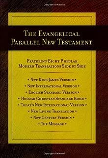 Best evangelical parallel new testament Reviews