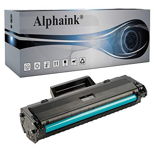 Toner Alphaink Compatibile con HP W1106A NO CHIP per Stampanti HP Laser MFP 135a, 135w, 137fnw, 107a, 107w, 106a Versione da 1.000 copie (No Chip)