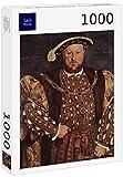 Lais Puzzle Hans Holbein el Joven - Retrato de Enrique VIII de Inglaterra 1000 Piezas