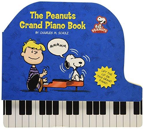 Peanuts: The Grand Piano Book
