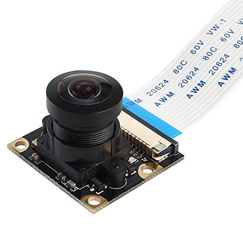 SainSmart Wide Angle Fish-Eye Camera Lenses for Raspberry Pi Arduino