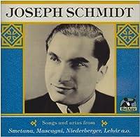 Liederen 1 by JOSEPH SCHMIDT