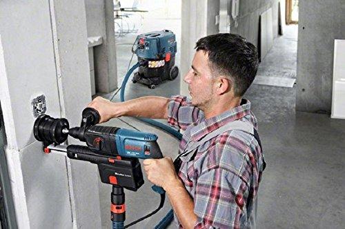 Bosch Professional GAS 35 M AFC - Aspirador seco/húmedo (1380 W, capacidad 35 l, clase polvo M, 254 mbar, manguera antiestática)