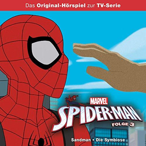 Sandman & Die Symbiose Titelbild