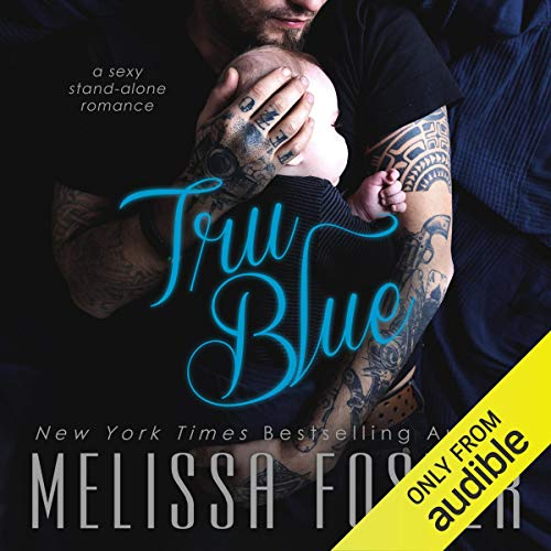 Tru Blue audiobook cover art