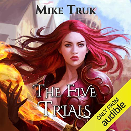 The Five Trials audiobook cover art