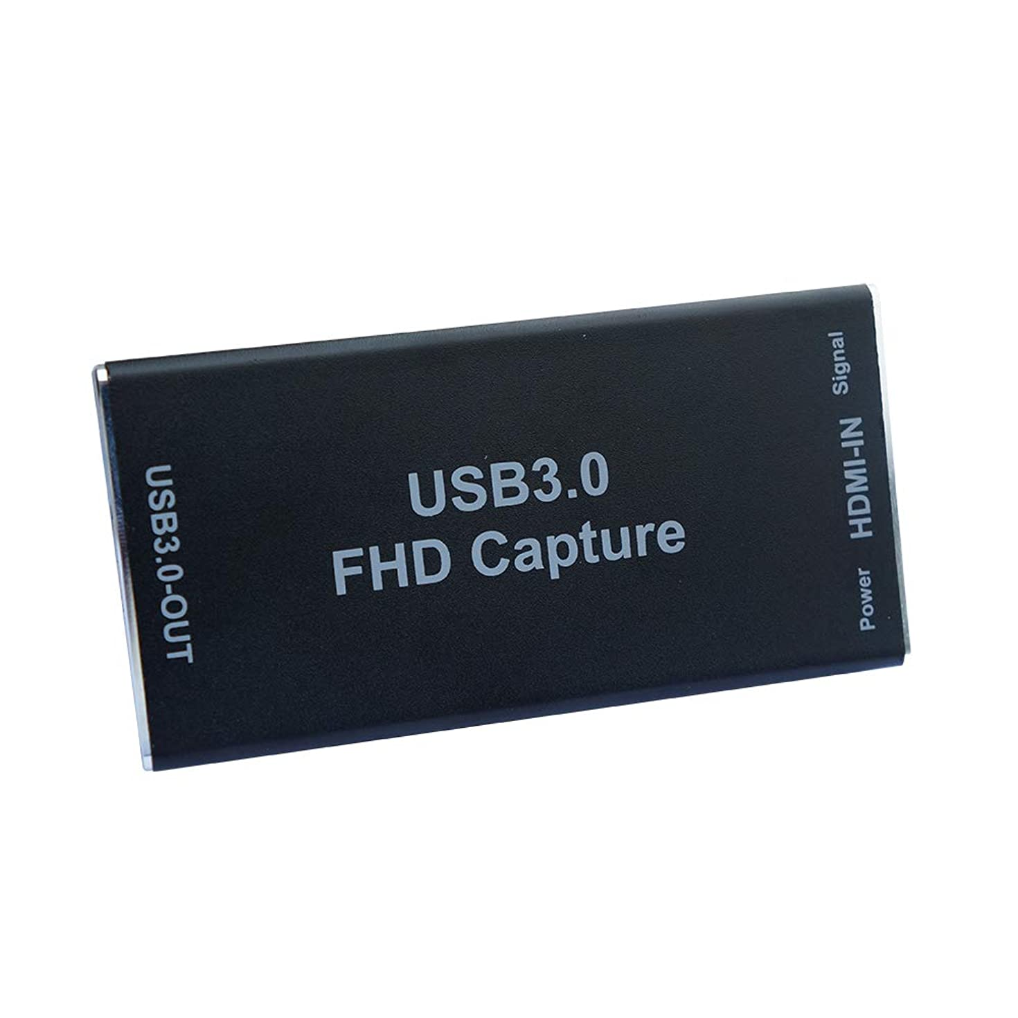Brandoo HDMI to USB 3.0 Video Capture card Support OBS Studio Streaming HDMI Video or Gaming Videos to Computer for Live Show or Meeting On Line