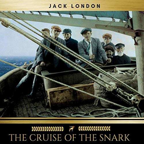The Cruise of the Snark audiobook cover art
